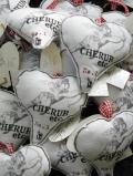 Cherub-Stoff-Herzen