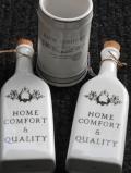 'Home Comfort'-Fläschli und Bad-Behälter