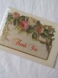 Karte 'Thank you'