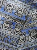 Kurzer Schal mit Goldprint