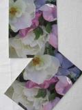 Rosenpostkarte einfache Blüten