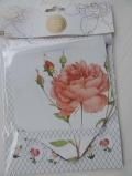 Girlande mit Rosendesign