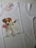T-shirt ' Hund Oscar' - 'L'