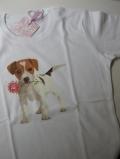 T-shirt ' Hund Oscar' - 'S'