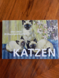 'Katzen' - Postkartenbuch