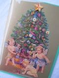 Tannenbaum mit Engeli