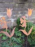 Fee mit Blume